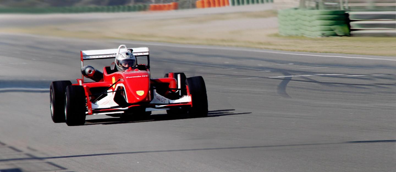 Conducir un Fórmula en Circuit Ricardo Tormo