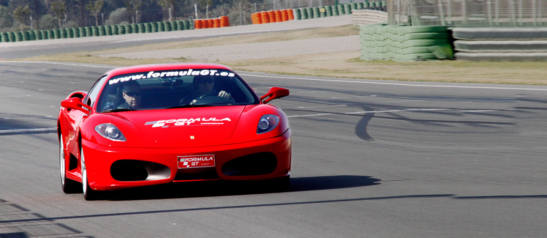 Conducir un Ferrari F430 F1 en el Circuit Ricardo Tormo