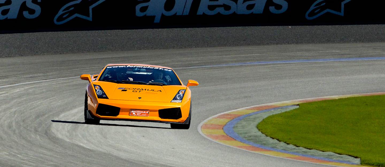 Conducir un Lamborghini Gallardo en Ricardo Tormo