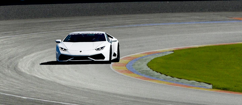 Conducir Lamborghini Huracan en Ricardo Tormo