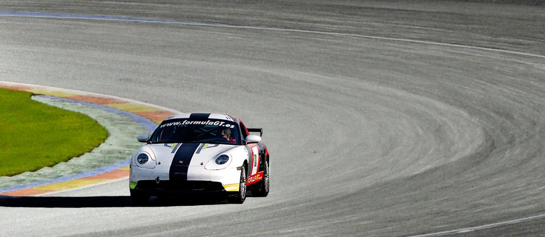 Conducir un Porsche Boxster Cup en Ricardo Tormo