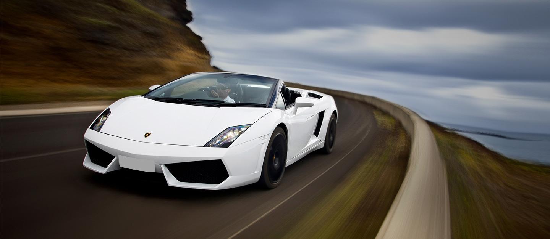 Ruta con Lamborghini Gallardo en Cheste
